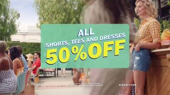 Old Navy TV Spot, 'Hot Summer Styles: Shorts, Tees and Dresses' Featuring Regina Hall - Thumbnail 10