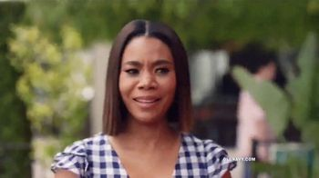 Old Navy TV Spot, 'Hot Summer Styles: Shorts, Tees and Dresses' Featuring Regina Hall - Thumbnail 2