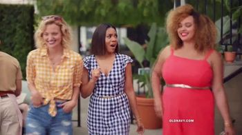 Old Navy TV Spot, 'Hot Summer Styles: Shorts, Tees and Dresses' Featuring Regina Hall - 504 commercial airings