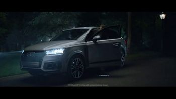 2019 Audi Q7 TV Spot, 'Sneaking Up' [T2]