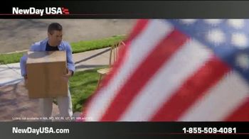 NewDay USA Zero Down VA Home Loan TV Spot, 'Your Service Is Your Down Payment' - Thumbnail 1