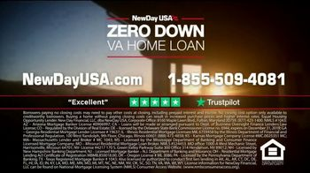 NewDay USA Zero Down VA Home Loan TV Spot, 'Your Service Is Your Down Payment' - Thumbnail 7