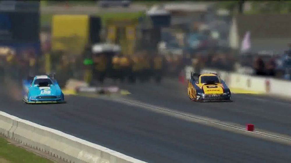 NHRA TV Commercial, '2019 New England Nationals: Kids Are Free'