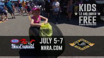NHRA TV Spot, '2019 New England Nationals: Kids Are Free' - Thumbnail 7