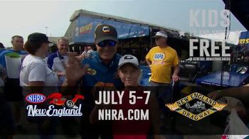 NHRA TV Spot, '2019 New England Nationals: Kids Are Free' - Thumbnail 6