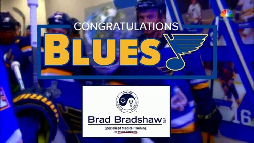 Brad Bradshaw TV Commercial, 'Road to Gloria: Congratulations Blues'