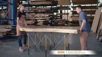 Bora Centipede TV Spot, 'Pros Everywhere' - 416 commercial airings