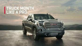 GMC Truck Month TV Spot, 'Jaw Drop' [T2]