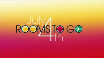 Rooms to Go TV Spot, 'July 4th Hot Buys: Five-Piece Bedroom' - Thumbnail 2