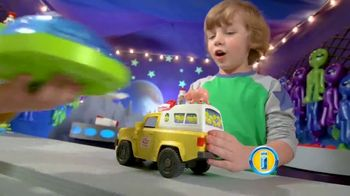 Imaginext Disney Pixar Toy Story 4 Buzz Lightyear Robot TV Spot, 'Trouble' - Thumbnail 6