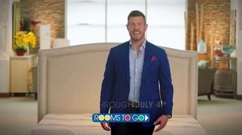 Rooms to Go TV Spot, 'Make the Switch' Featuring Jesse Palmer - Thumbnail 1