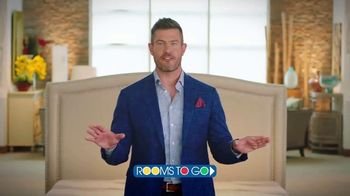 Rooms to Go TV Spot, \'Make the Switch\' Featuring Jesse Palmer