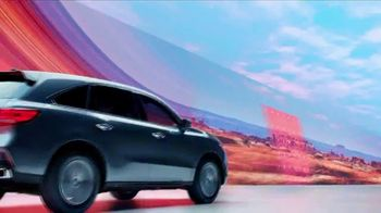 2019 Acura MDX TV Spot, 'Designed for Where You Drive: Desert' Song by Lizzo [T2] - Thumbnail 4