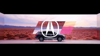2019 Acura MDX TV Spot, 'Designed for Where You Drive: Desert' Song by Lizzo [T2] - Thumbnail 7