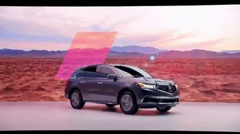 2019 Acura MDX TV Spot, 'Designed for Where You Drive: Desert' Song by Lizzo [T2]