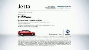 2019 Volkswagen Jetta TV Spot, 'Fun Out' [T2] - Thumbnail 5