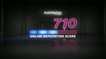 AutoNation July 4th Savings TV Spot, 'Reputation Score: 2019 Ford F-150' - Thumbnail 1