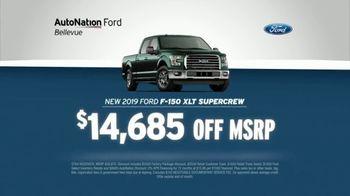 AutoNation July 4th Savings TV Spot, 'Reputation Score: 2019 Ford F-150' - Thumbnail 5