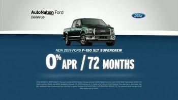 AutoNation July 4th Savings TV Spot, 'Reputation Score: 2019 Ford F-150' - Thumbnail 8