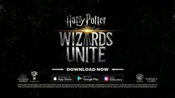 Harry Potter: Wizards Unite TV Spot, 'Launch Trailer' - Thumbnail 10