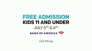 The Henry Ford TV Spot, 'Fourth of July Weekend: Free Admission' - Thumbnail 6