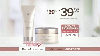 Crepe Erase Advanced TV Spot, 'Younger-Looking Skin Again' Featuring Andrew Ordon - Thumbnail 9
