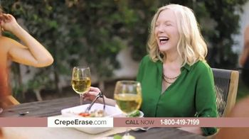Crepe Erase Advanced TV Spot, 'Younger-Looking Skin Again' Featuring Andrew Ordon