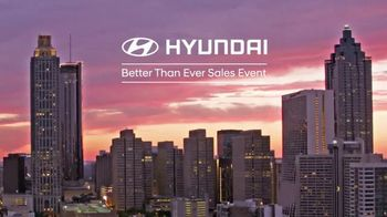 Hyundai Better Than Ever Sales Event TV Spot, 'Bigger and Better' [T2] - Thumbnail 1