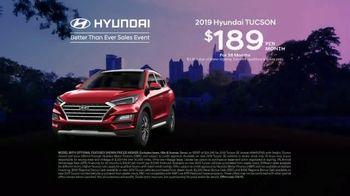 Hyundai Better Than Ever Sales Event TV Spot, 'Bigger and Better' [T2] - Thumbnail 4