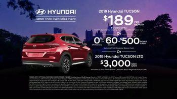 Hyundai Better Than Ever Sales Event TV Spot, 'Bigger and Better' [T2] - Thumbnail 5