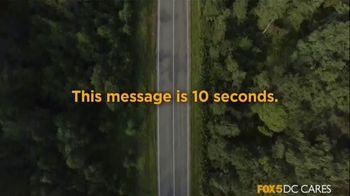 NHTSA TV Spot, 'Ten Second Message' - Thumbnail 1