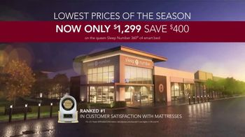 Sleep Number Lowest Prices of the Season TV Spot, 'Hit the Ground Running: Save $400' - Thumbnail 7