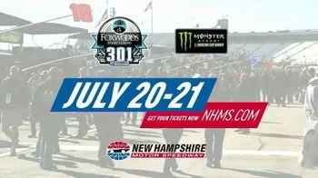 New Hampshire Motor Speedway TV Spot, 'Foxwoods Resort & Casino 301' - Thumbnail 10