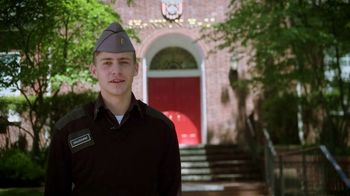 Valley Forge Military Academy TV Spot, 'The First Step' - Thumbnail 5