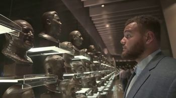 Pro Football Hall of Fame TV Spot, 'Talking Busts' - 1 commercial airings