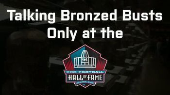 Pro Football Hall of Fame TV Spot, 'Talking Busts' - Thumbnail 10