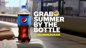 Pepsi TV Spot, 'Summergram: Always Ready to Pool' - Thumbnail 10