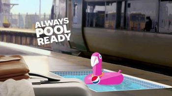 Pepsi TV Spot, 'Summergram: Always Ready to Pool' - Thumbnail 6