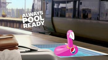 Pepsi TV Spot, 'Summergram: Always Ready to Pool' - Thumbnail 7