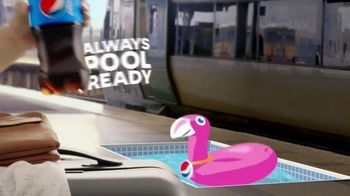 Pepsi TV Spot, 'Summergram: Always Ready to Pool' - Thumbnail 8