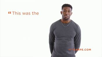 Carpe Antiperspirant Lotion TV Spot, 'Real Customers Talk About How Carpe Lotion Has Helped Stop Their Sweaty Hands'