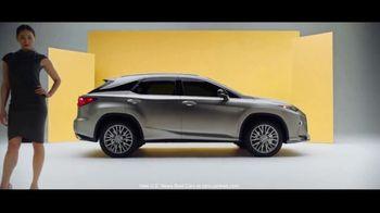 Lexus TV Spot, 'Smart Is the New Sexy' [T1]