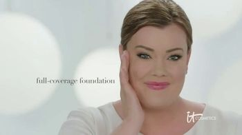 IT Cosmetics Your Skin But Better CC+ Cream TV Spot, 'Foundation'