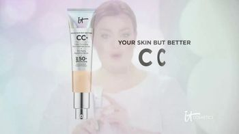 IT Cosmetics Your Skin But Better CC+ Cream TV Spot, 'Foundation' - Thumbnail 4