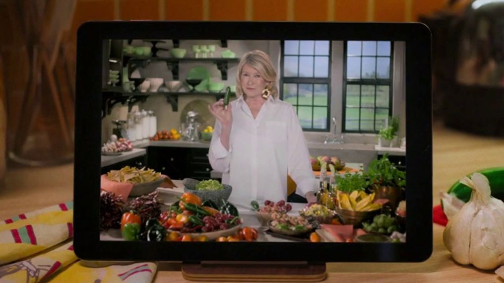 Martha stewart mexican food recipes Postmates Tv Commercial Spicy Mexican Salsa Featuring Martha Stewart Ispot Tv