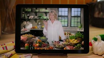 Postmates TV Spot, 'Spicy Mexican Salsa' Featuring Martha Stewart - 1202 commercial airings