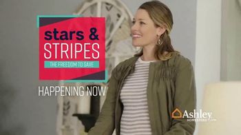 Ashley HomeStore Stars & Stripes Event TV Spot, 'Doorbusters' Song by Midnight Riot - Thumbnail 8