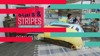 Ashley HomeStore Stars & Stripes Event TV Spot, 'Doorbusters' Song by Midnight Riot - Thumbnail 2