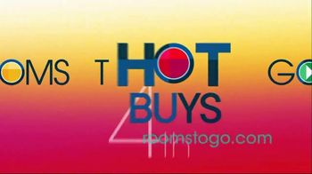 Rooms to Go TV Spot, 'July 4th Hot Buys: Queen Beds' - Thumbnail 7