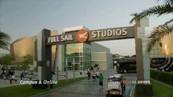 Full Sail University TV Spot, 'Technology Programs' - Thumbnail 1
